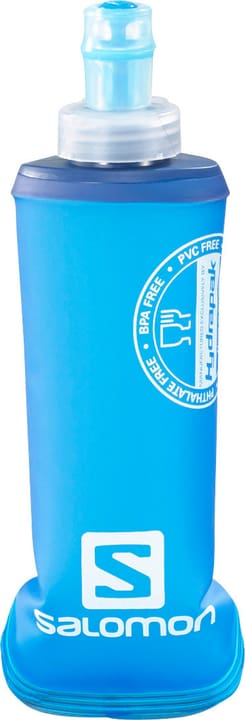 SOFT FLASK 250ML/8OZ Ceinture d'hydratation Salomon 470159199940 Colore blu Taglie one size N. figura 1