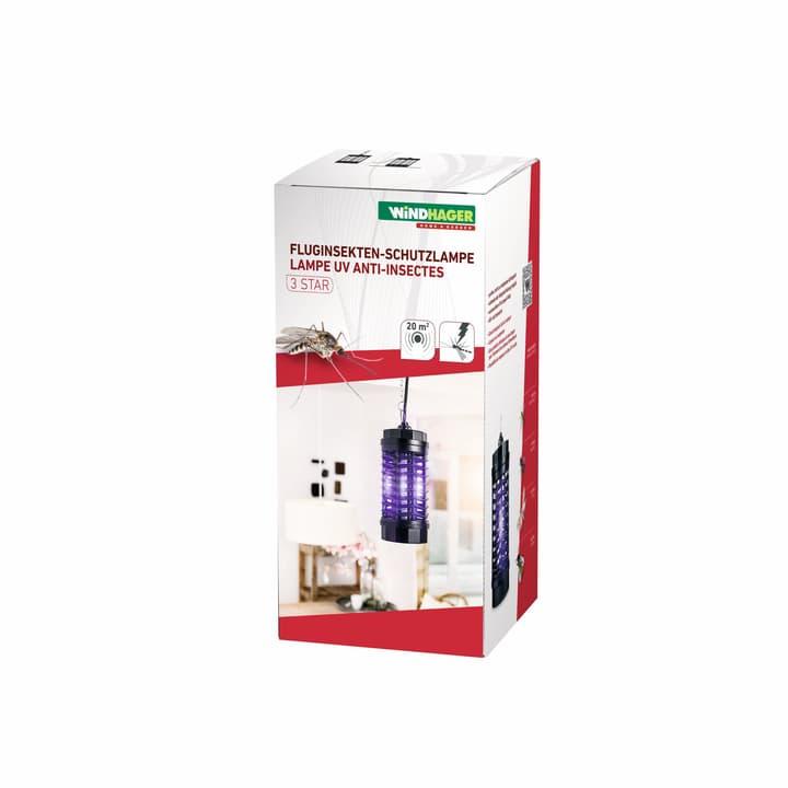 Fluginsekten-Schutzlampe 3 Star Mückenfalle Windhager 658421100000 Bild Nr. 1