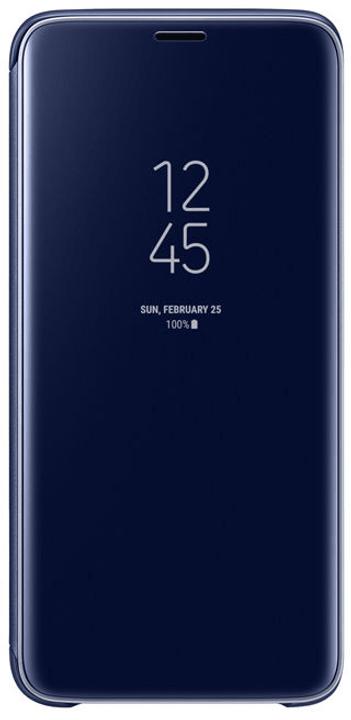 Clear View Standing Cover bleu Coque Samsung 798614600000 Photo no. 1