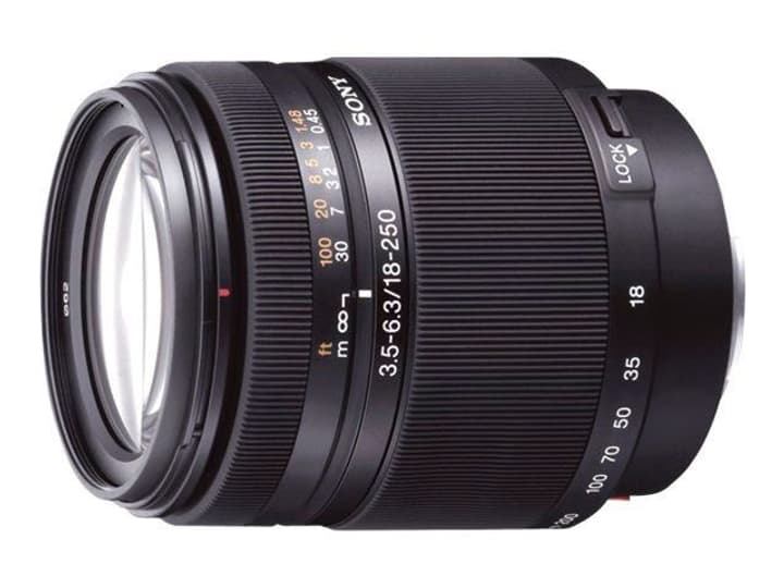 A-Mount APS-C Lens 18-250mm F3.5-6.3 Objectif Sony 785300123817 Photo no. 1