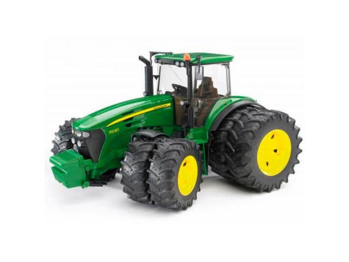 Bruder Spielwaren John Deere Tracteur 7930 avec train de pneus double 785300127867 Photo no. 1