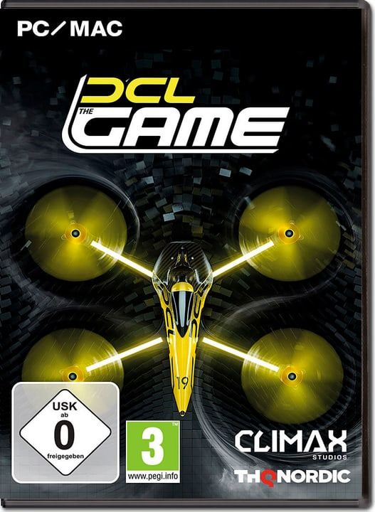 DCL: The Game [PC/Mac] (D) Box 785300150297 Photo no. 1