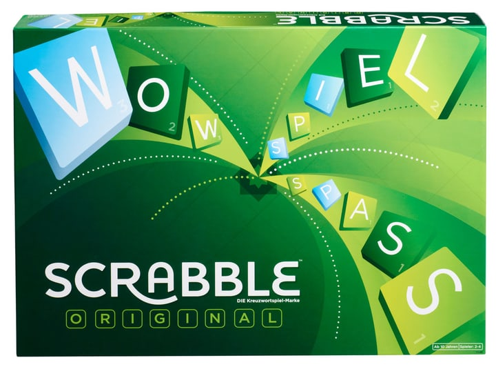 Scrabble Original (D) 746952490000 Langue Allmend Photo no. 1