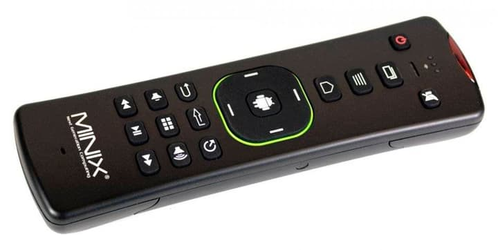 NEO-A2-LITE Wireless Air Mouse / Keyboard Wireless Air Mouse / Keyboard Minix 785300132703 Photo no. 1