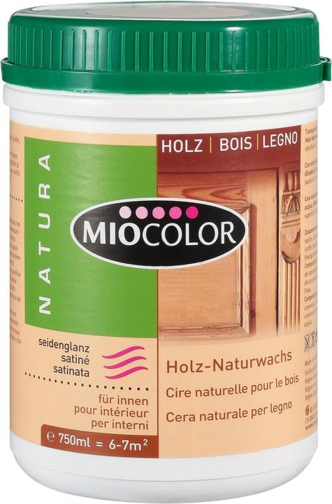 Cera naturale per legno Marrone 750 ml Miocolor 661282600000 Colore Marrone Contenuto 750.0 ml N. figura 1