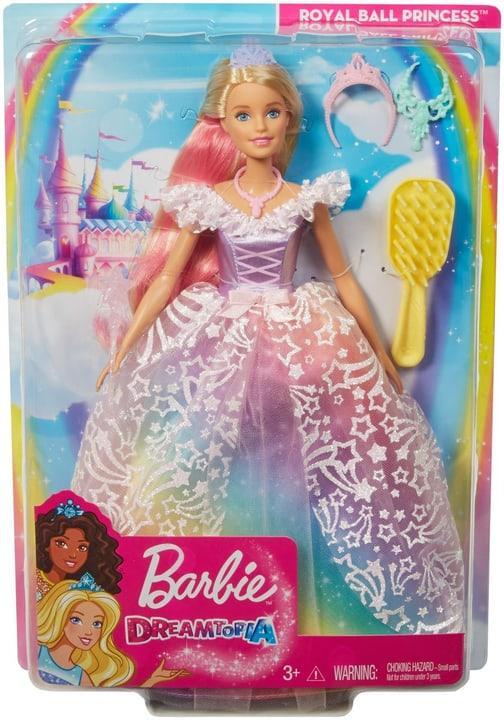 Barbie GFR45 Princess Poupée 746574500000 Photo no. 1