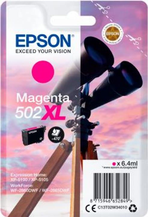 cartouche d'encre 502XL magenta Cartouche d'encre Epson 798559600000 Photo no. 1