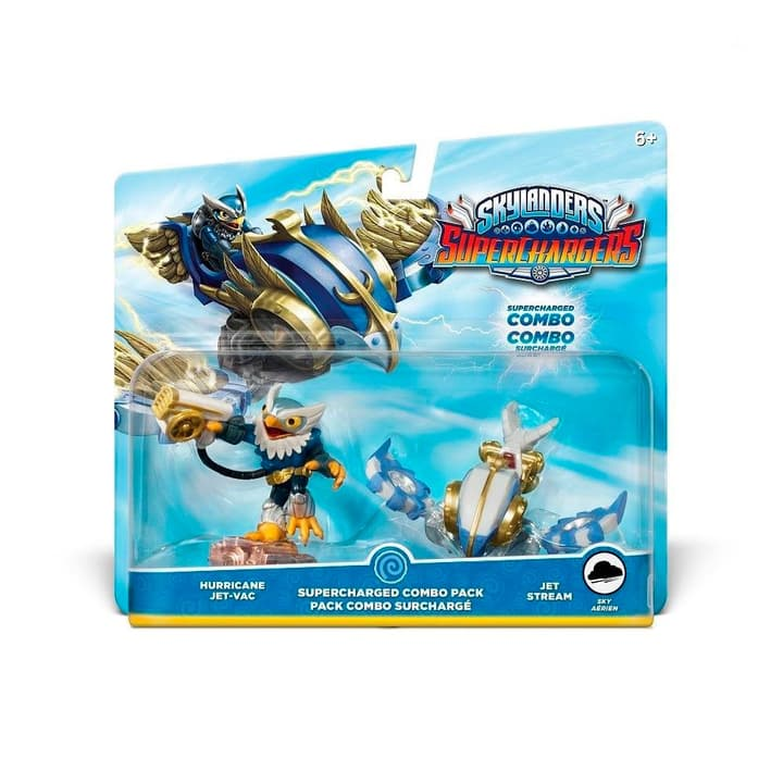 Skylanders SuperChargers Supercharged Combo Pack 785300120173 Photo no. 1