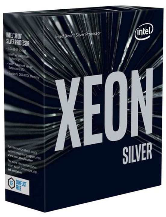 Xeon Silver 4116 2.1 GHz Processeur Intel 785300144962 Photo no. 1