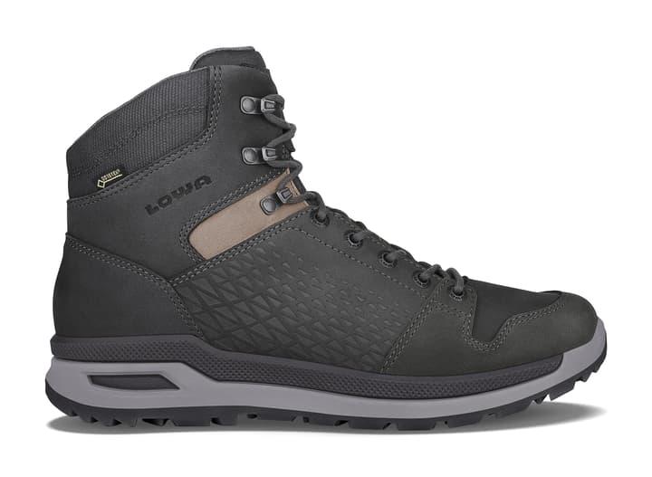 Locarno GTX Mid Chaussures de randonnée pour homme Lowa 473303541086 Couleur antracite Taille 41 Photo no. 1