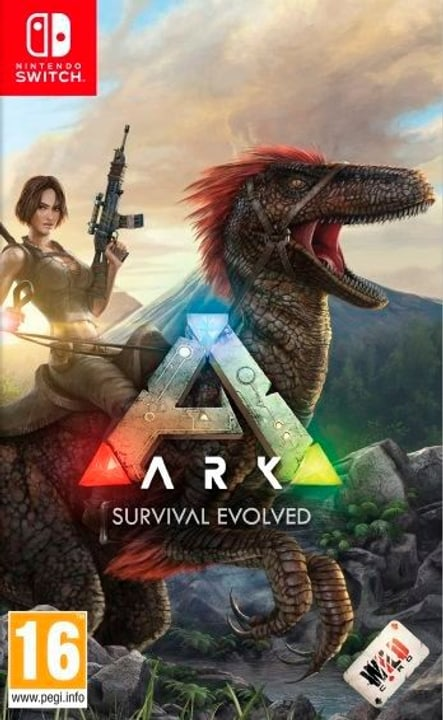 NSW - ARK: Survival Evolved (D) Box 785300138589 Photo no. 1