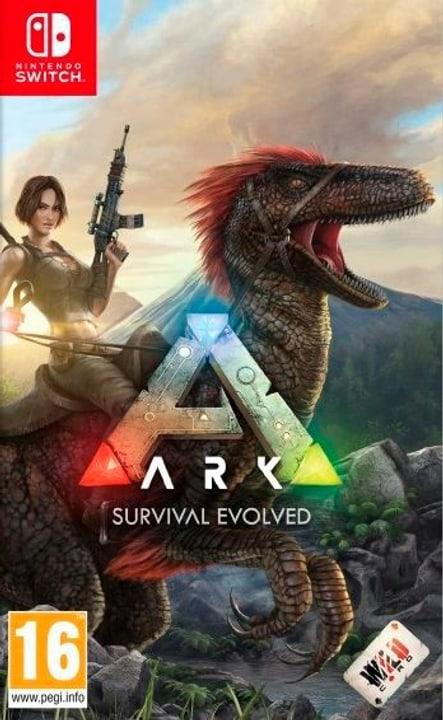 NSW - ARK: Survival Evolved (D) Box 785300138589 Bild Nr. 1