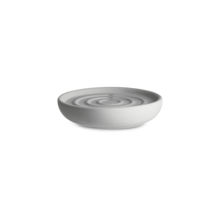 ZONE portasapone 374140900481 Dimensioni A: 3.5 cm Colore Grigio chiaro N. figura 1
