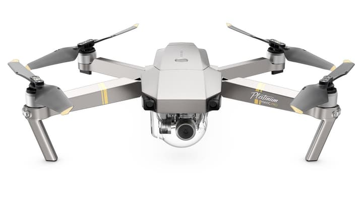 Mavic Pro Platinum Fly More Combo Drone Dji 793827700000 Photo no. 1