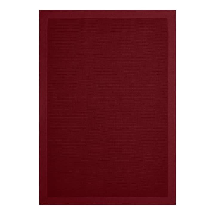 IZAK tappeto 371085407034 Dimensioni L: 70.0 cm x P: 140.0 cm Colore Bordò N. figura 1