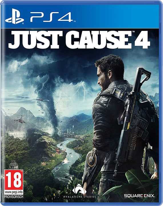 PS4 - Just Cause 4 (I) Box 785300137804 Langue Italien Plate-forme Sony PlayStation 4 Photo no. 1