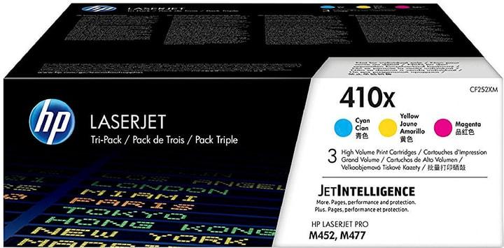 Toner 410X Tri-Pack (CF252XM) Tonerkartusche HP 798554900000 Bild Nr. 1