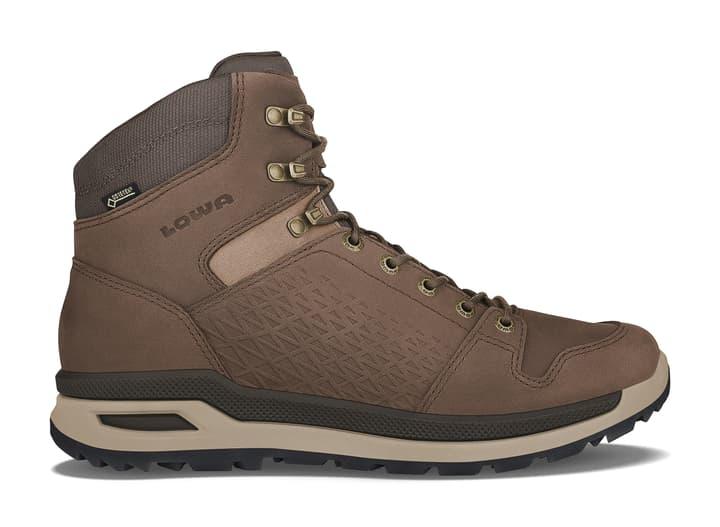 Locarno GTX Mid Chaussures de randonnée pour homme Lowa 473303642570 Couleur brun Taille 42.5 Photo no. 1