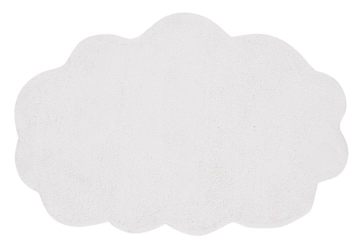 TRUDI Tapis 412006906010 Couleur blanc Dimensions L: 60.0 cm x P: 90.0 cm Photo no. 1