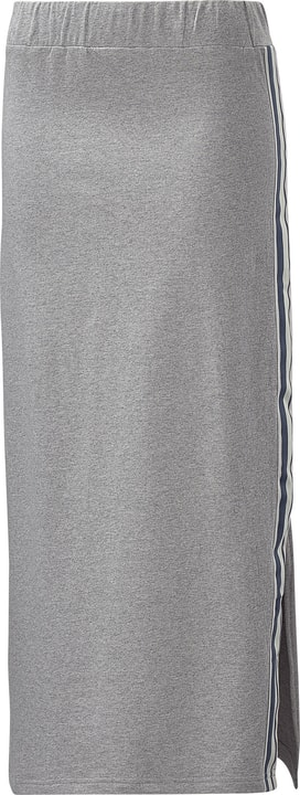 Jupe Lang Damen-Jupe Extend 462380600380 Farbe grau Grösse S Bild-Nr. 1