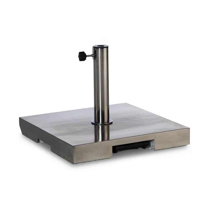 STEEL Zoccolo acciaio 368071478202 Dimensioni L: 50.0 cm x P: 50.0 cm x A: 37.0 cm N. figura 1