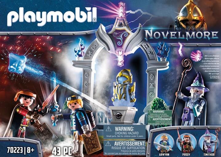 Playmobil 70223 Novelmore Tempio 748023800000 N. figura 1