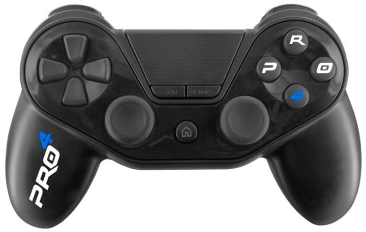 PS4 Pro 4 Black Controller Subsonic 785300138058 Bild Nr. 1