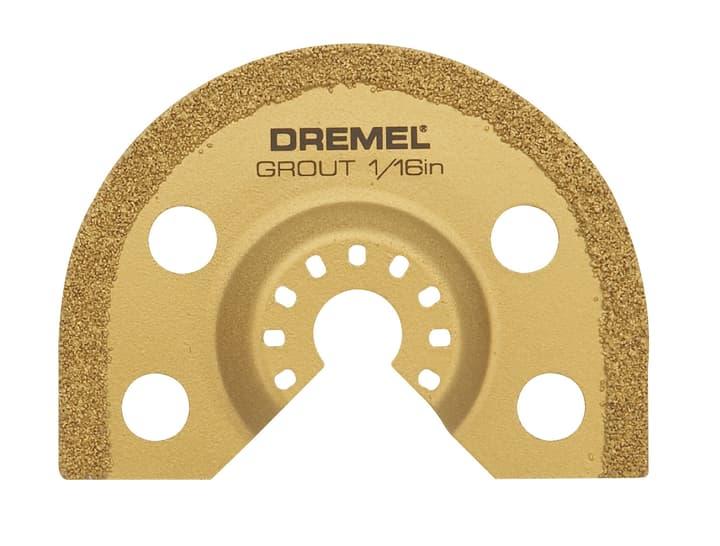 MM Lama per rimozione malta 1.6mm (MM501) Dremel 616105500000 N. figura 1