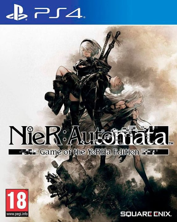 PS4 - NieR: Automata Game of the YoRHa Edition I Box 785300142109 N. figura 1