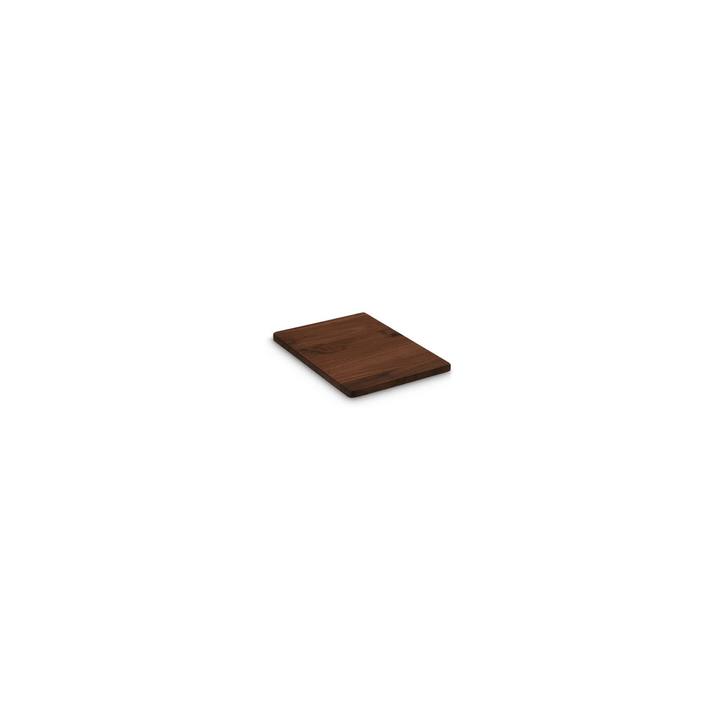 QUADRO Plaque de prote 364082031040 Dimensions L: 40.0 cm x P: 37.5 cm Couleur Noyer Photo no. 1