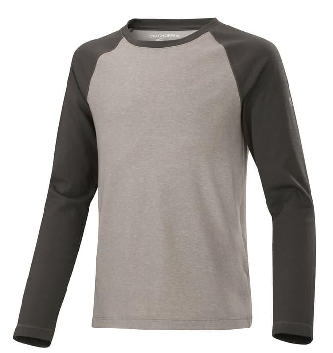 Barnaby Sweat-shirt à capuche pour enfant Craghoppers 464539912880 Couleur gris Taille 128 Photo no. 1