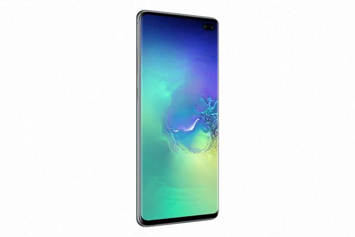 Galaxy S10+ 128GB Prism Green Smartphone Samsung 79463960000019 Bild Nr. 1