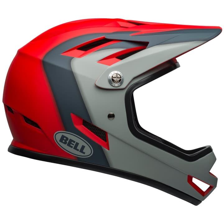 Sanction Helmet Casque de vélo Bell 461880357230 Couleur rouge Taille 57-60.5 Photo no. 1