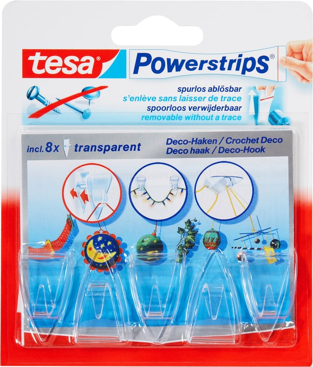 Tesa Powerstrips Deco Haken Kaufen Bei Do It Garden