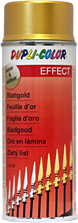Feuille d'or Spray Dupli-Color 660833100000 Couleur Royal gold Contenu 400.0 ml Photo no. 1