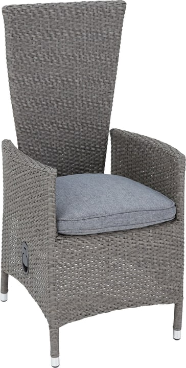 Fauteuil Inclinable JERSEY Acheter Chez Do It Garden - Fauteuil inclinable