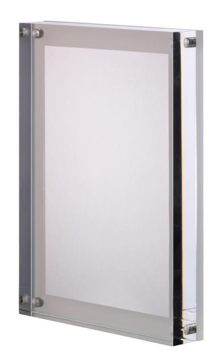 BUDAPEST SMALL Fotorahmen 431021000000 Farbe Weiss Grösse B: 10.0 cm x T: 15.0 cm Bild Nr. 1