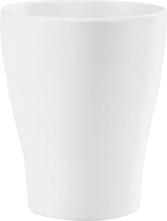 Vaso per orchidee Scheurich 655983500000 Taglio ø: 22.0 cm x A: 22.0 cm Colore Bianco N. figura 1
