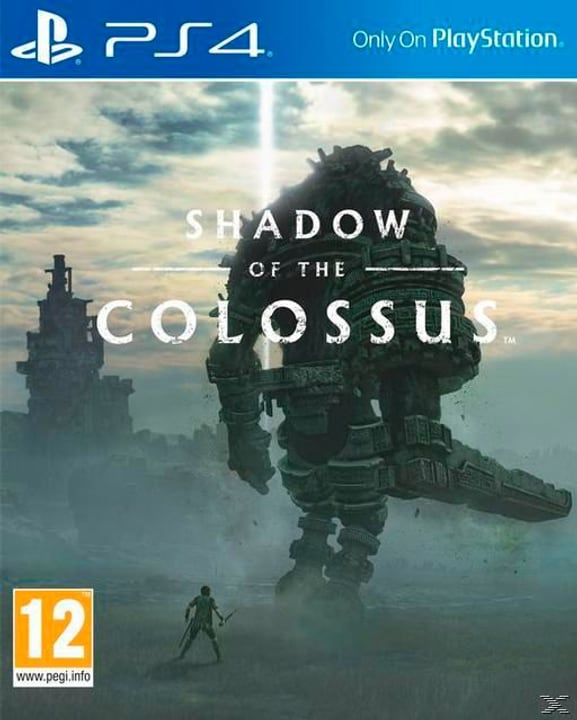 PS4 - Shadow of the Colossus (D/F/I) Box 785300131690 N. figura 1