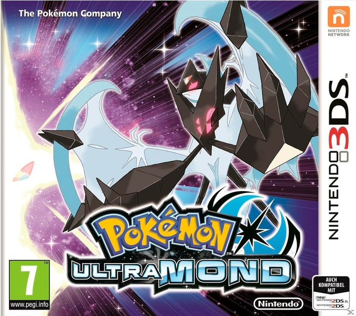 3DS - Pokémon Ultramond Box 785300128764 Bild Nr. 1