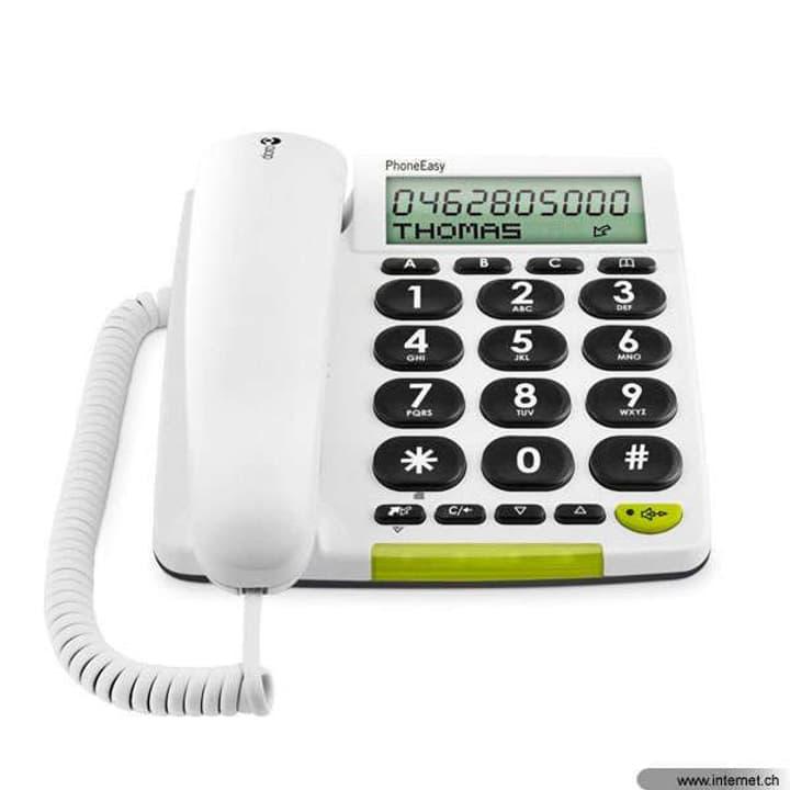 Telefon PhoneEasy 312cs Festnetz Telefon 785300124450 Bild Nr. 1