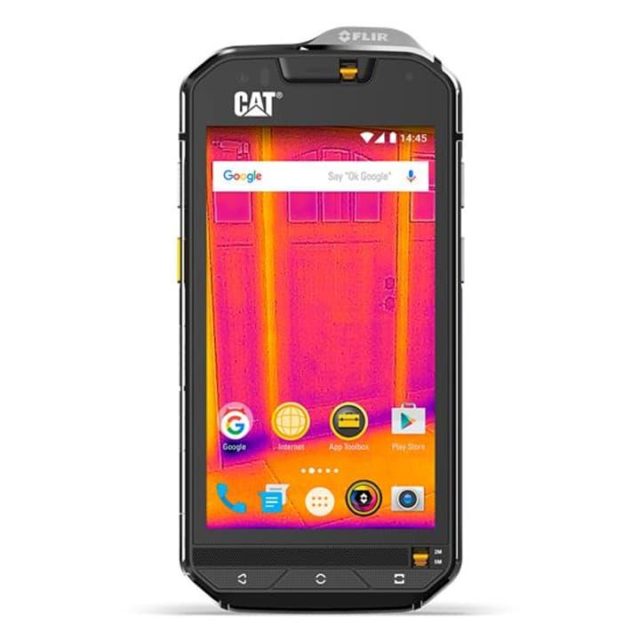 S60 Dual SIM 32GB Black Silver Smartphone CAT 794610000000 N. figura 1
