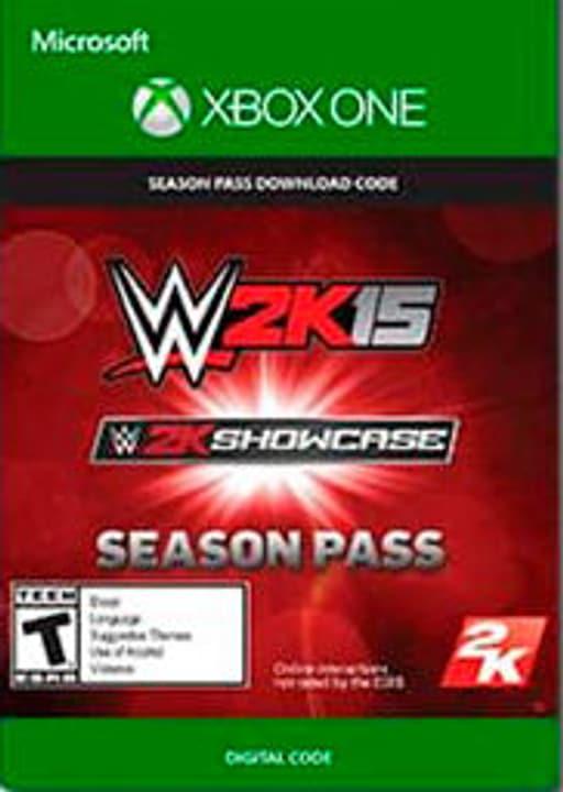 Xbox One - WWE 2K15: Showcase Season Pass Digital (ESD) 785300135595 Bild Nr. 1