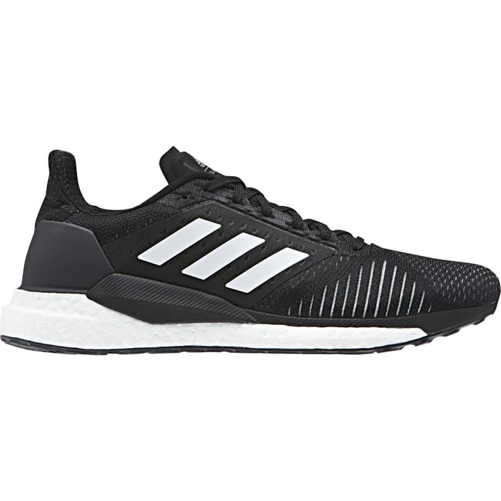 Solar Glide ST Chaussures de course pour homme Adidas 463231141020 Couleur noir Taille 41 Photo no. 1