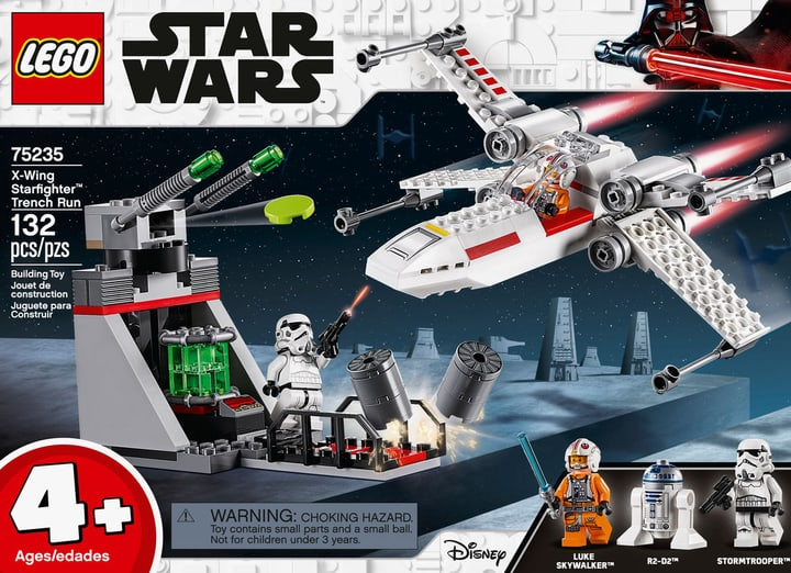 LEGO Star Wars 75235 Chasseur stellaire 748711700000 Photo no. 1