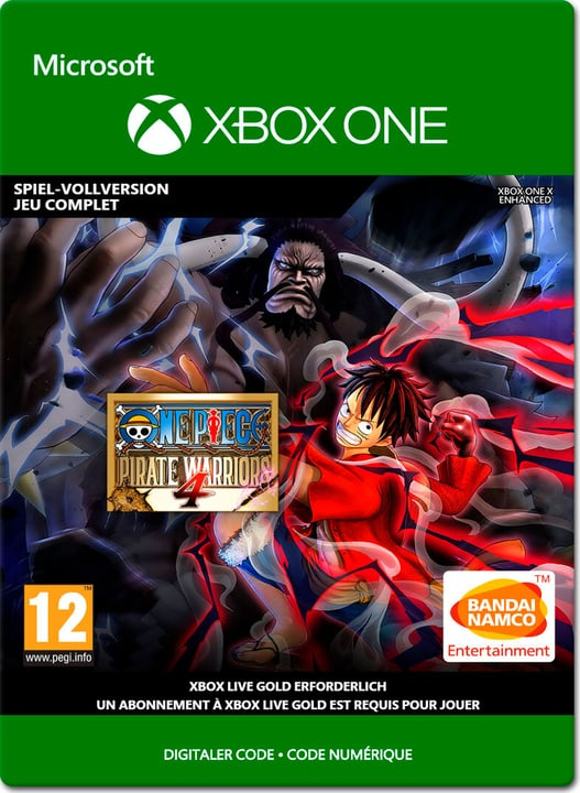 Xbox - One Piece: Pirate Warriors 4 Download (ESD) 785300153015 Bild Nr. 1