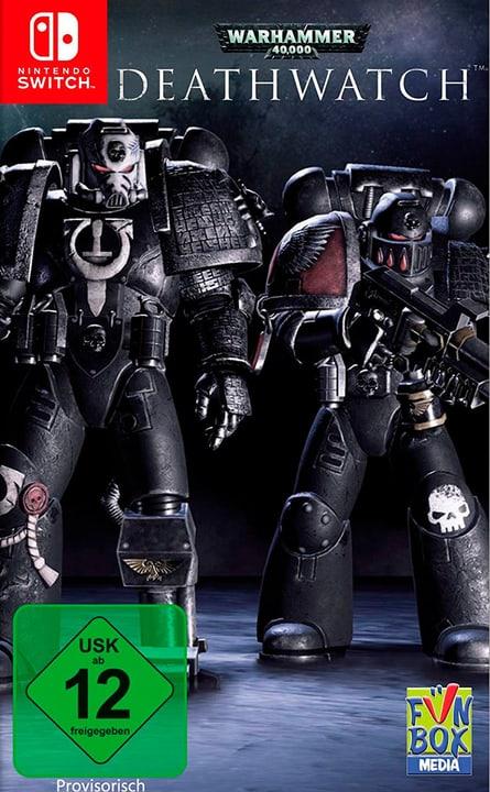 NSW - Warhammer 40,000: Deathwatch D Box 785300137822 Photo no. 1