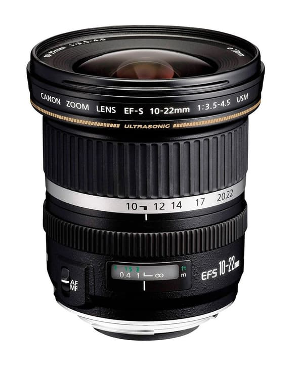 EF-S 10-22mm 3.5-4.5 USM  Objectif Objectif Canon 793374000000 Photo no. 1