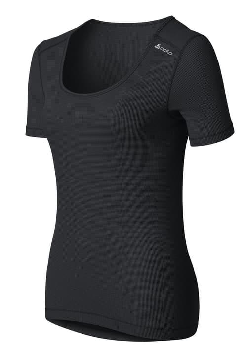 Cubic Damen-Kurzarmshirt Odlo 477058200283 Farbe Dunkelgrau Grösse XS Bild-Nr. 1