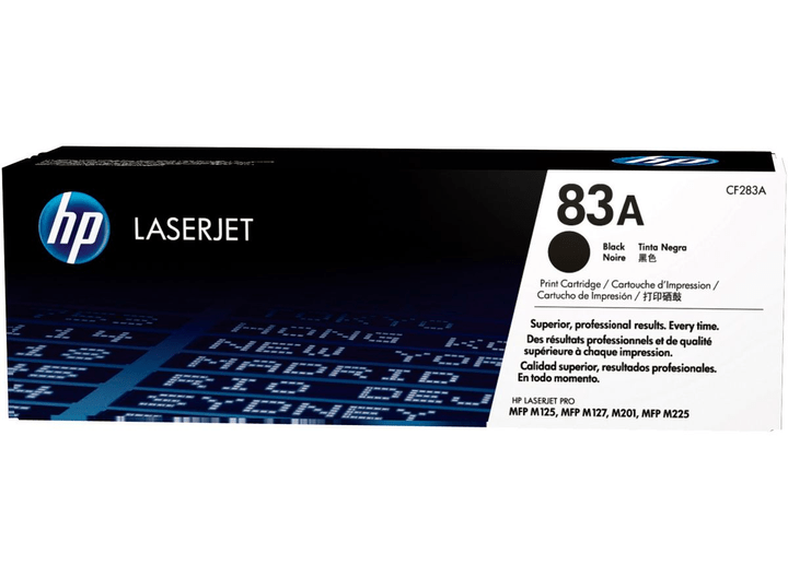 CF283A TonerModul 83A LaserJet, noir HP 798516500000 Photo no. 1